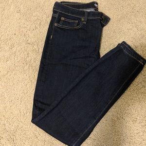 NWOT Gap Legging Jeans